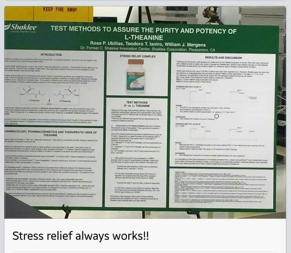 Gambar Kerja di Pusat Kajian Saintis Shaklee