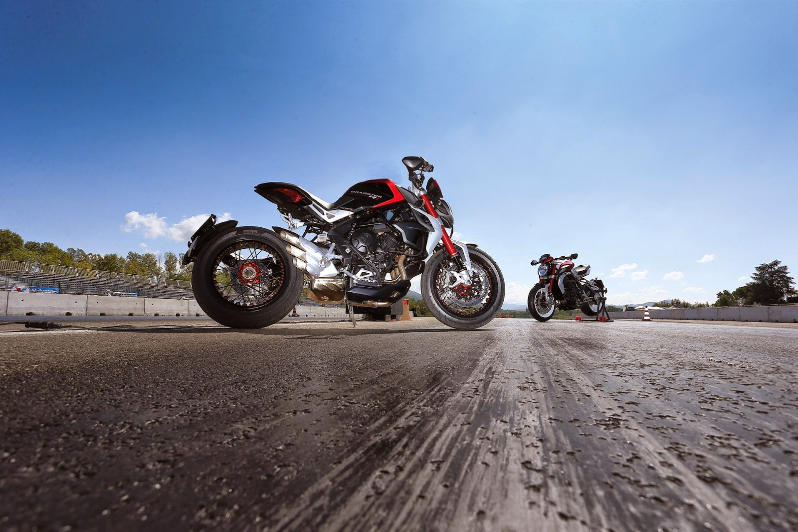 Racing Caf    MV Agusta Brutale Dragster RR 800    2015