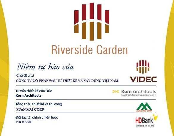 đối tác Riverside Garden