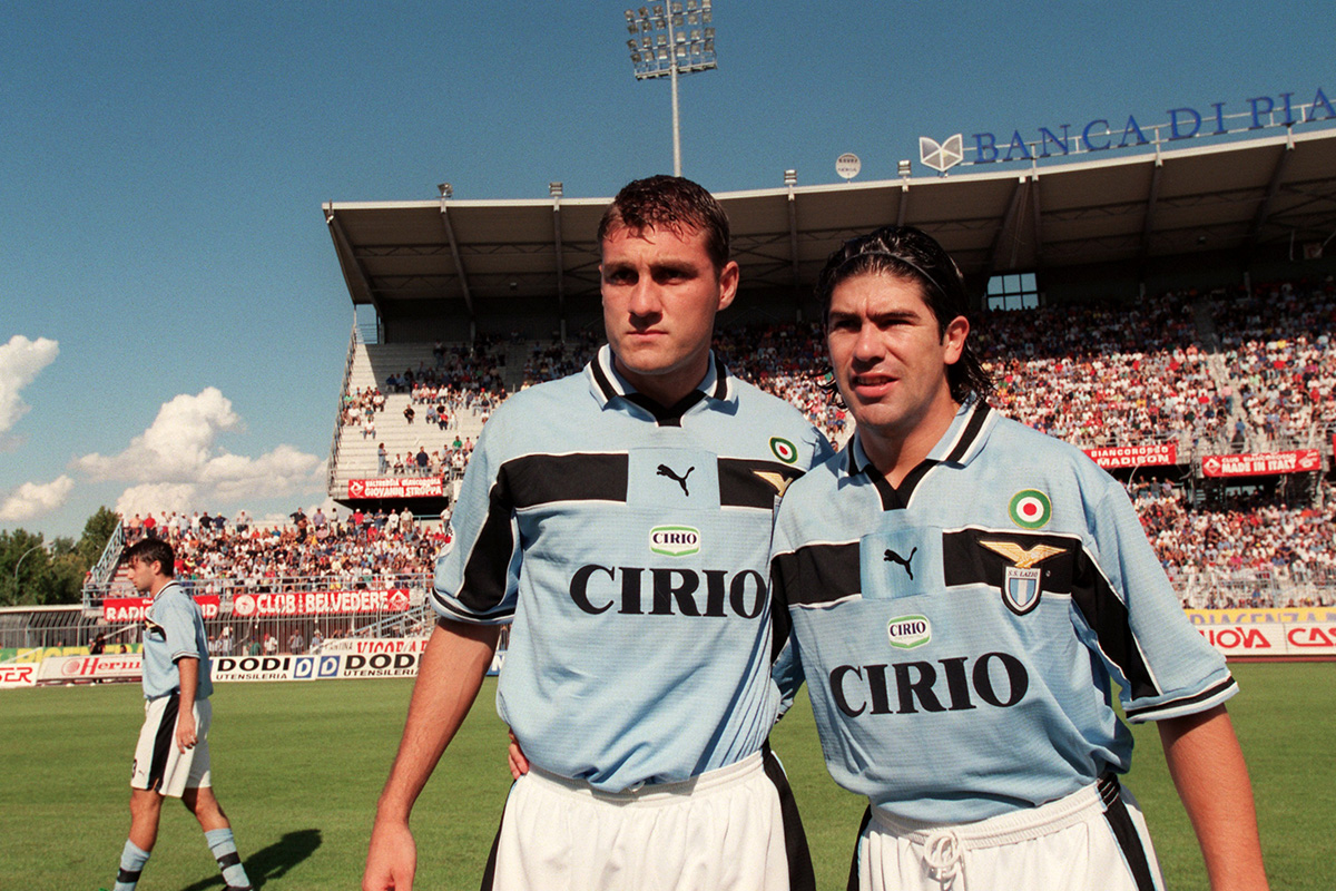 Vieri, Salas - Lazio 1998