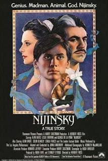 Nijinsky, una historia verídica (1980) Drama con Alan Bates