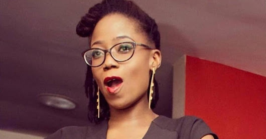 Heartbroken! Media personality, #Tosynbucknor was down with sickle cell crisis that struck her in the last three weeks.