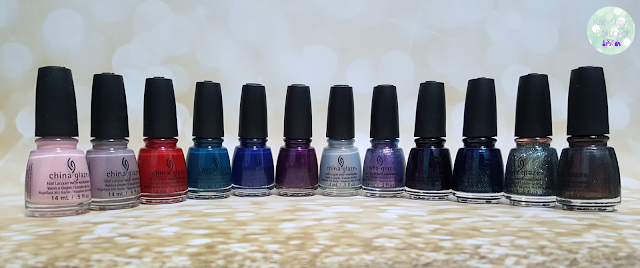 China Glaze Rebel Collection 2016 | Kat Stays Polished