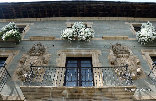 Mansión de los Alvarez de Toledo, Villafranca del Bierzo, León