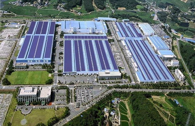 maior fábrica de automóveis do mundo