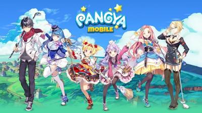 Pangya Mobile (LINE Pangya) Apk Terbaru