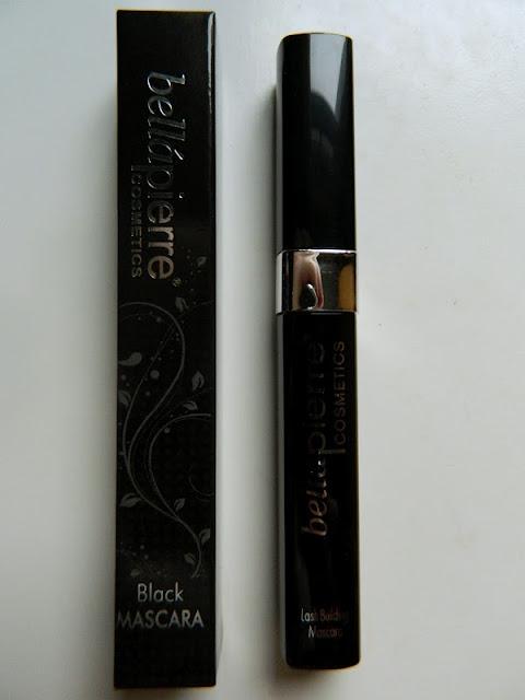 Bellapierre black mascara