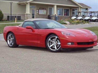 2009 Corvette at Purifoy Chevrolet Fort Lupton Colorado