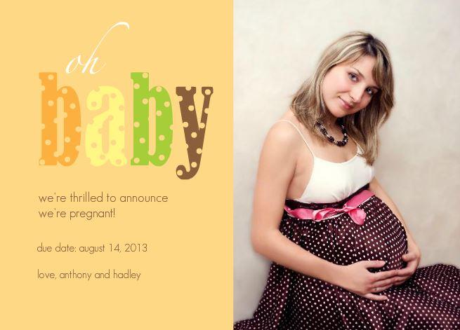 pregnancy news