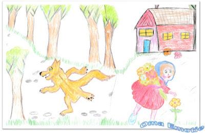 Blog: Roodkapje en de wolf anders.