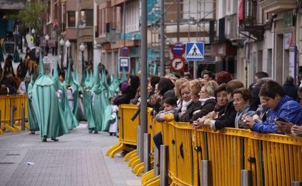 Programa de la Semana Santa en Torrent (Valencia) 2019