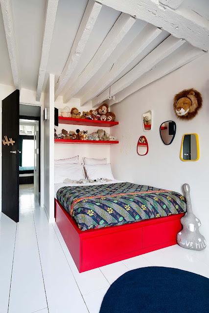 chambre ados par architecte d'intérieur