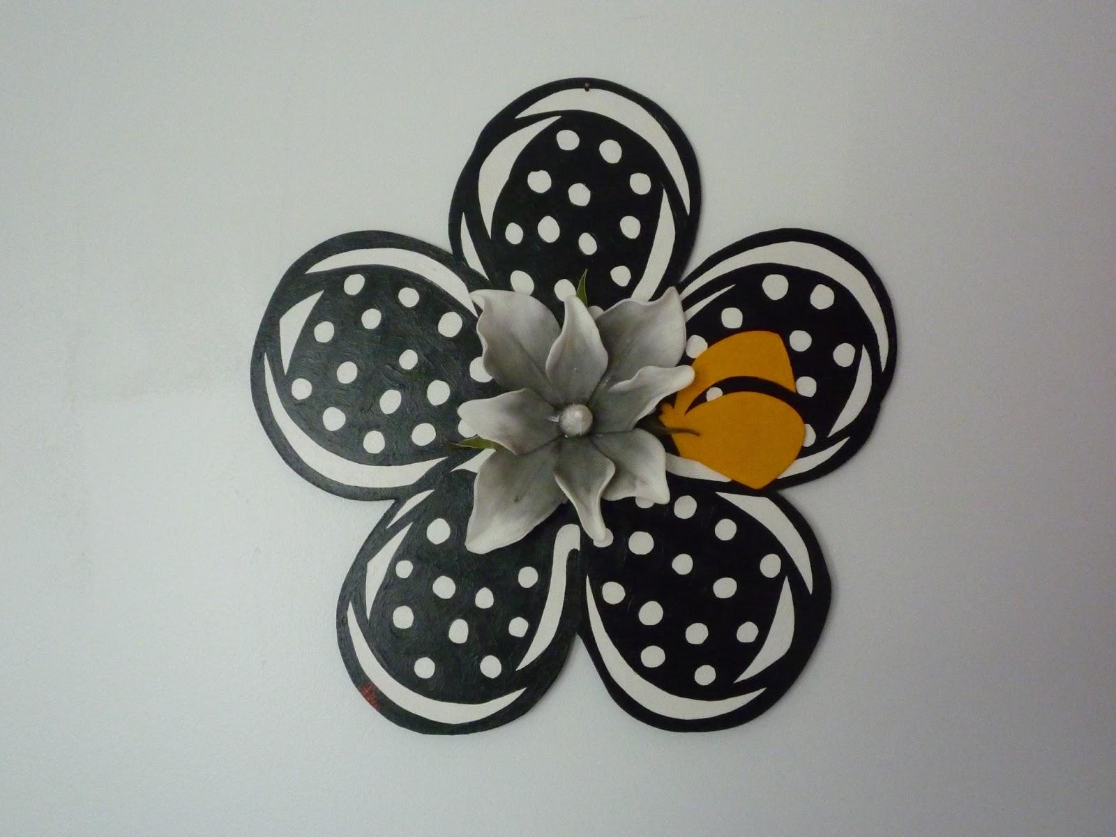Creation Fleurs Artificielles Reliefs Deco J