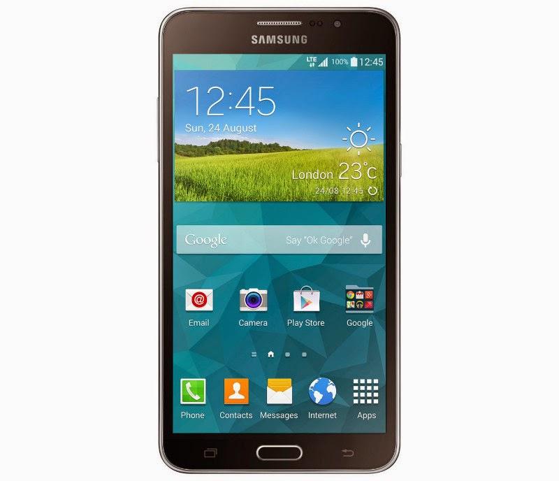 Samsung Galaxy Mega 2 with 6-inch HD Display, Quad core