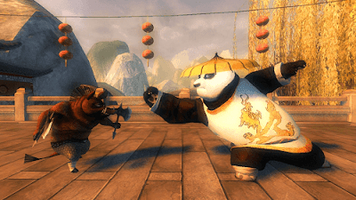 Download Game Kung Fu Panda PC