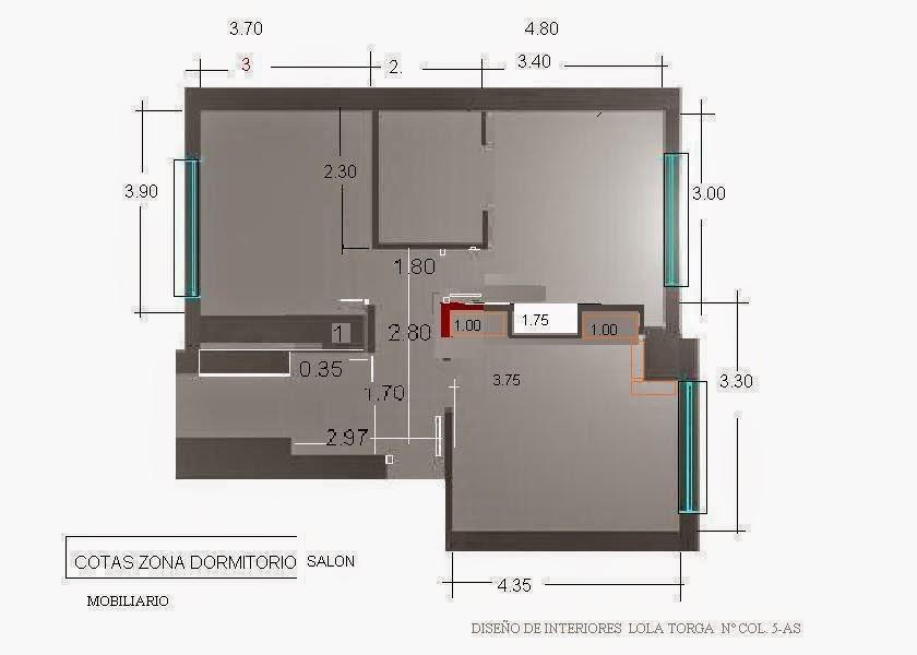 dormitorio,medidas,decoracionwww.lolatorgadecoracion.es
