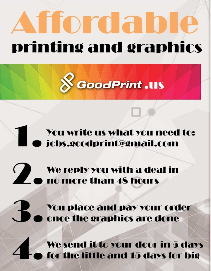 #goodprint.us