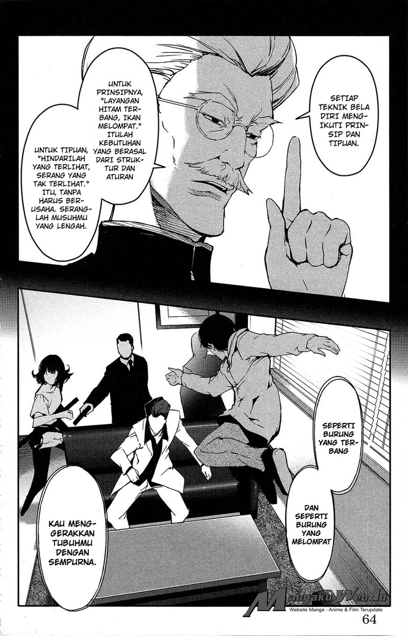 Darwin's Game Chapter 34-15
