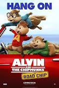 Alvin y las ardillas 4: Aventura sobre ruedas (2015) ()