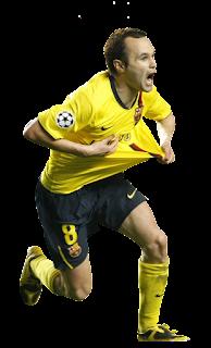 Andres Iniesta - Barcelona #2