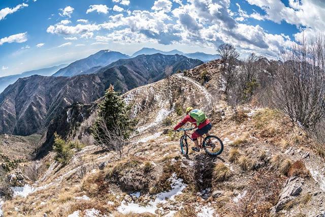 mountainbike touren klassiker am gardasee cima tignalga