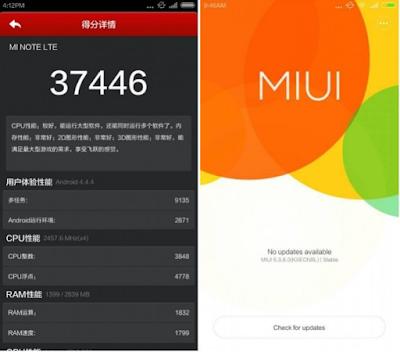Xiaomi Asli Dan Palsu Antutu Benchmark Google Play Store