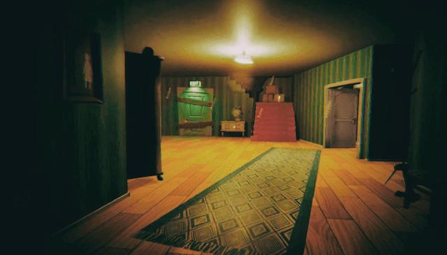 تحميل وشرح لعبة Hello neighbor للاندرويد