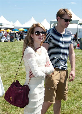 Is chord overstreet dating Emma Roberts