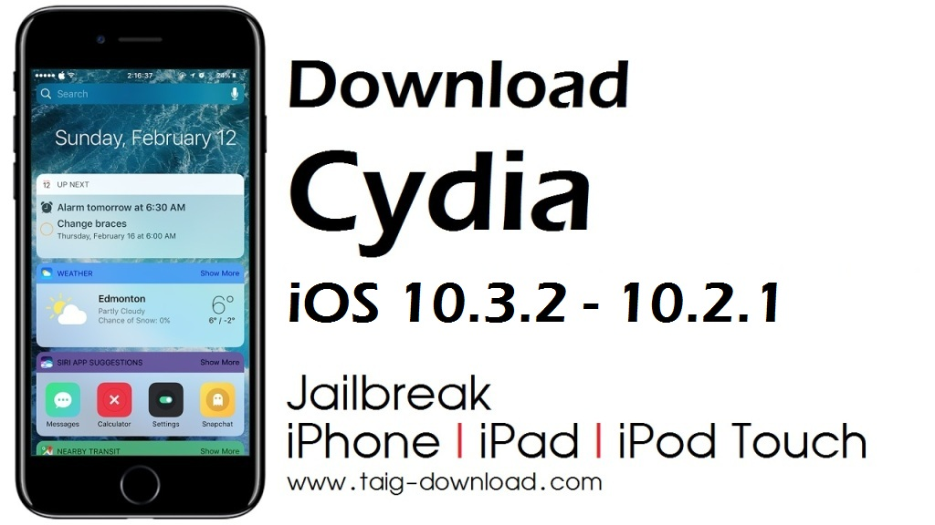 TaiG Jailbreak for Easy Cydia Download: Can i download Cydia
