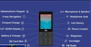 How to book jio phone free