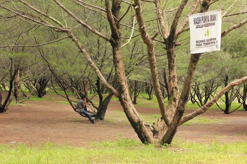 Lokasi Wisata Camping Ground di Bantul