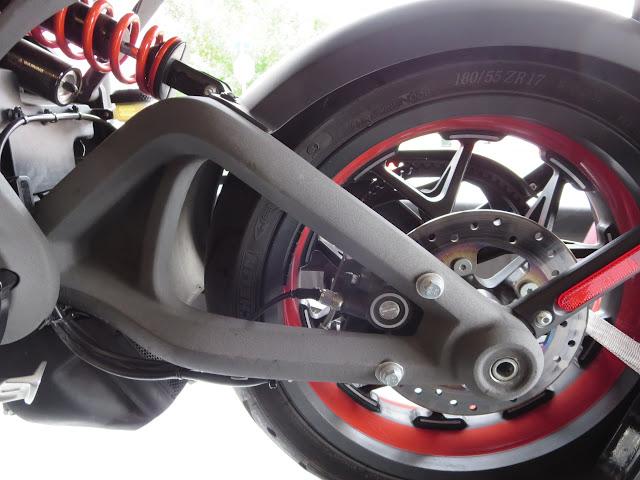 Harley-Davidson LiveWire Swingarm