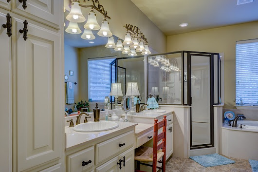Home Decorating: Bathroom on a Budget
