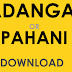 Adangal or Pahani Download