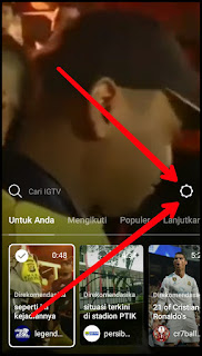 Cara Membuat Saluran di IGTV, Dan Cara Upload Video di IGTV