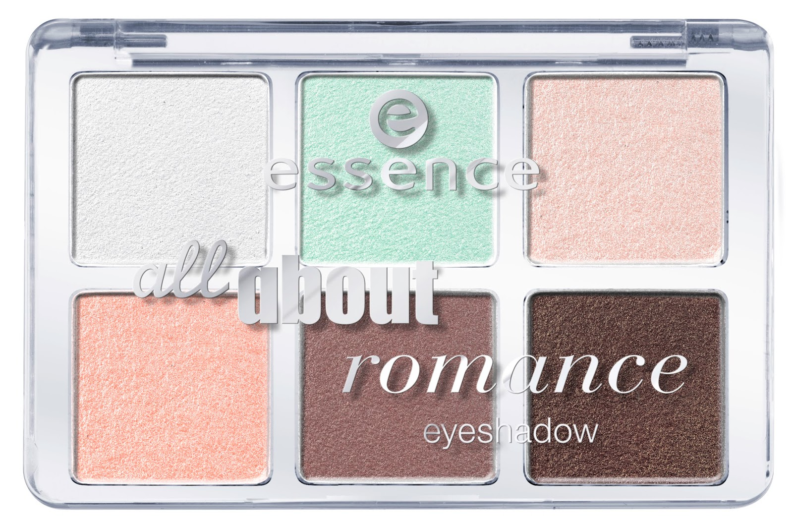 Esence all about … eyeshadow palettes