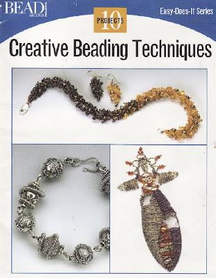Revista: Creative Beading Techniques [Inglés] - http://descarga-gratis-libros.com/