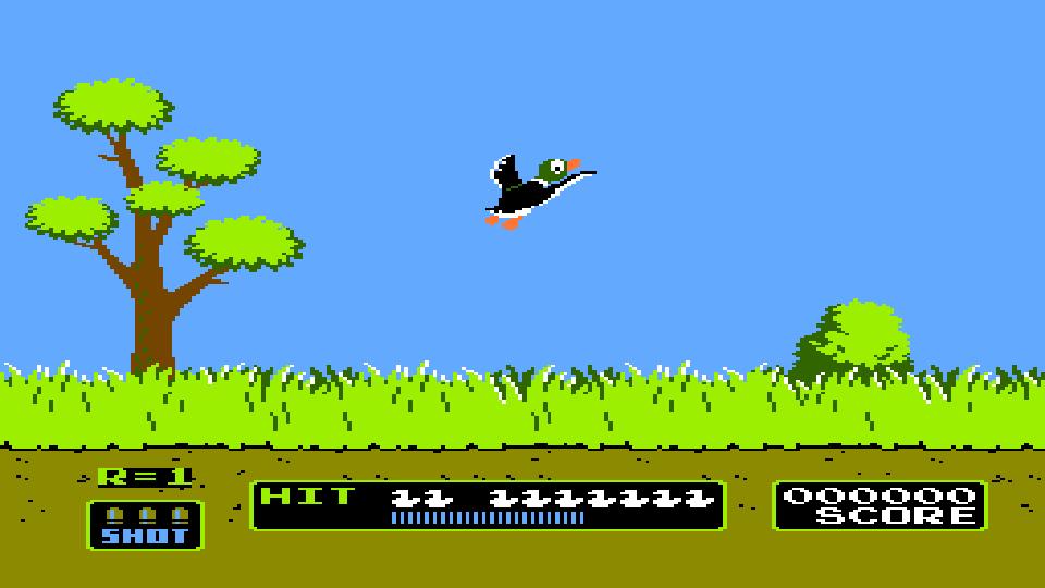 لعبة صيد البط 2011
