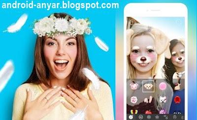 Aplikasi Membuat Video Lucu di Android Download SNOW Apk Terbaru Gratis