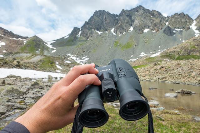 Canon 14x32 IS  Fernglas mit 14fach Vergrößerung und Bildstabilisator 03