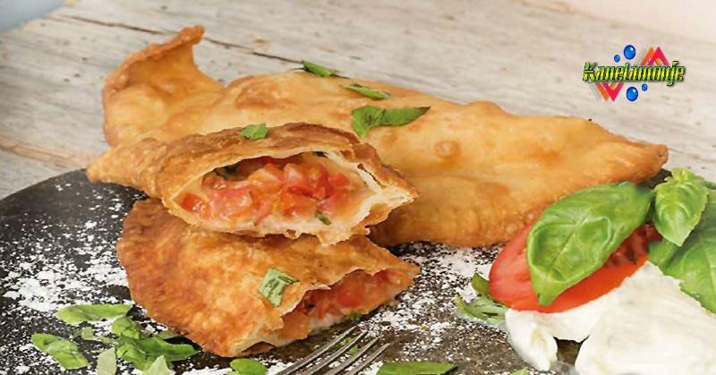Empanadilla de Mozzarella
