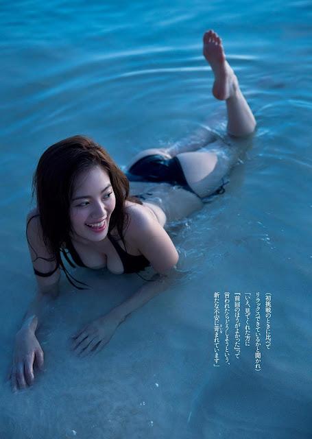 伊東紗冶子 Ito Sayako Weekly Playboy Nov 2016