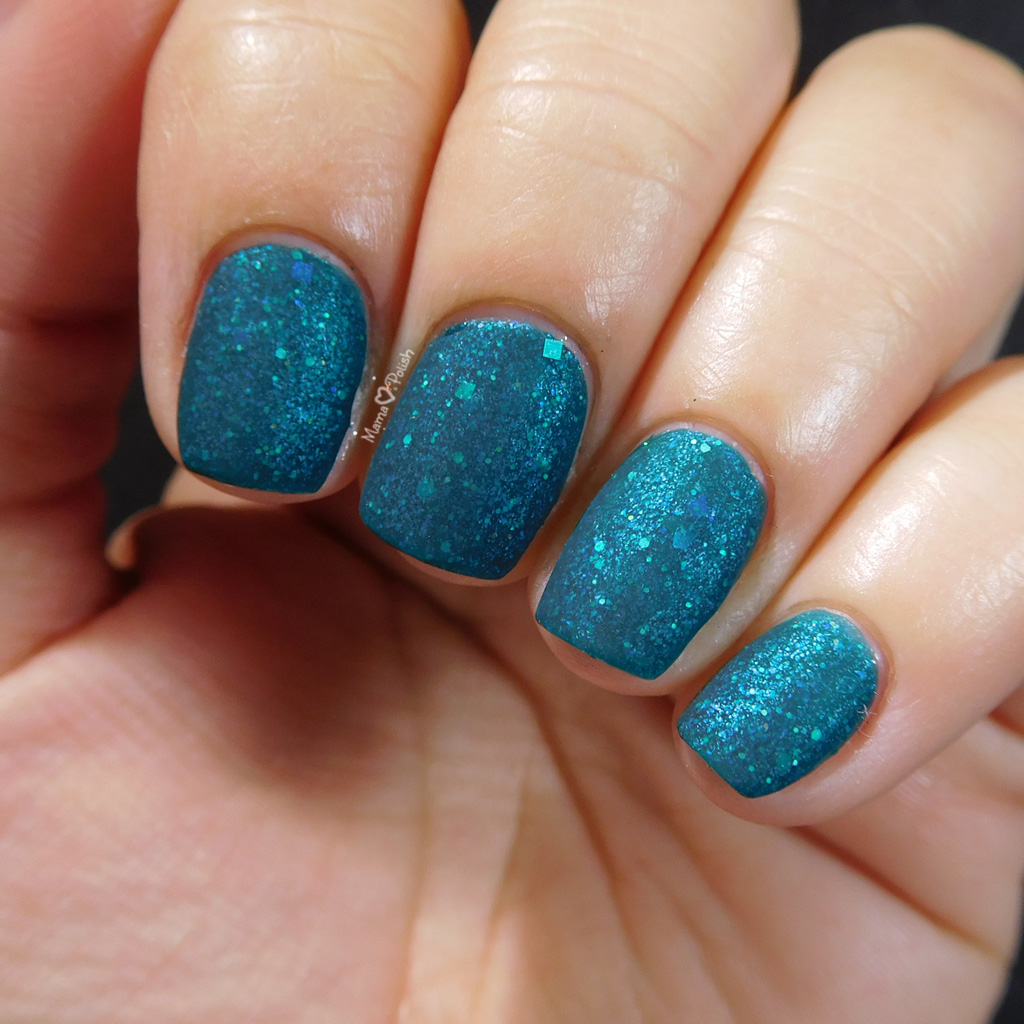 BBP - December Birthstone Duo Swatches and Review | Mama Hearts Polish