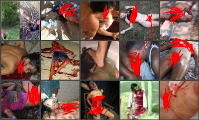 pembunuhan dan pemerkosaan secara sadis