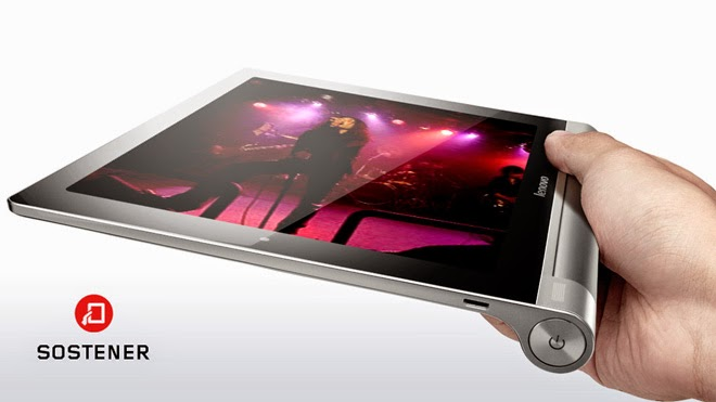 Yoga, tablet de Lenovo
