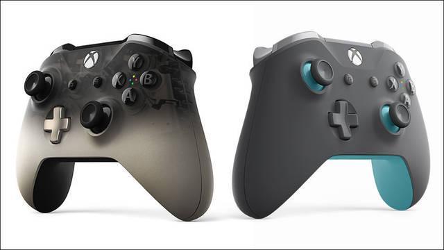 Microsoft anunció 2 nuevos controles para Xbox one