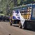 Protestan contra canal interoceánico en Nicaragua.