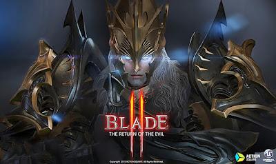 game mmorpg android terbaik dan Terbaru - Blade 2 The Return of Blade