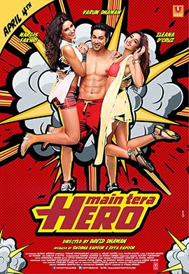Main Tera Hero (2014) ταινιες online seires oipeirates greek subs