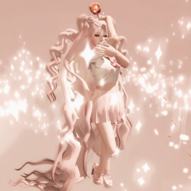 「mahou shoujo ★☆ transform!」